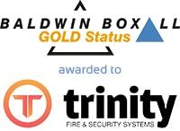 bbc gold status logo & trinity 200px