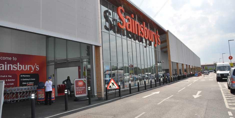 Baldwin Boxall Sainsburys Supermarket Baldwin Boxall