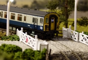 Neil Mundy's trainset