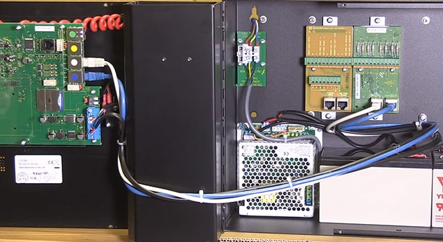 Baldwin Boxall How To Fit A C2cfpe Fire Panel Card To