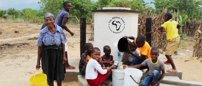 Baldwin Boxall sponsors water pump