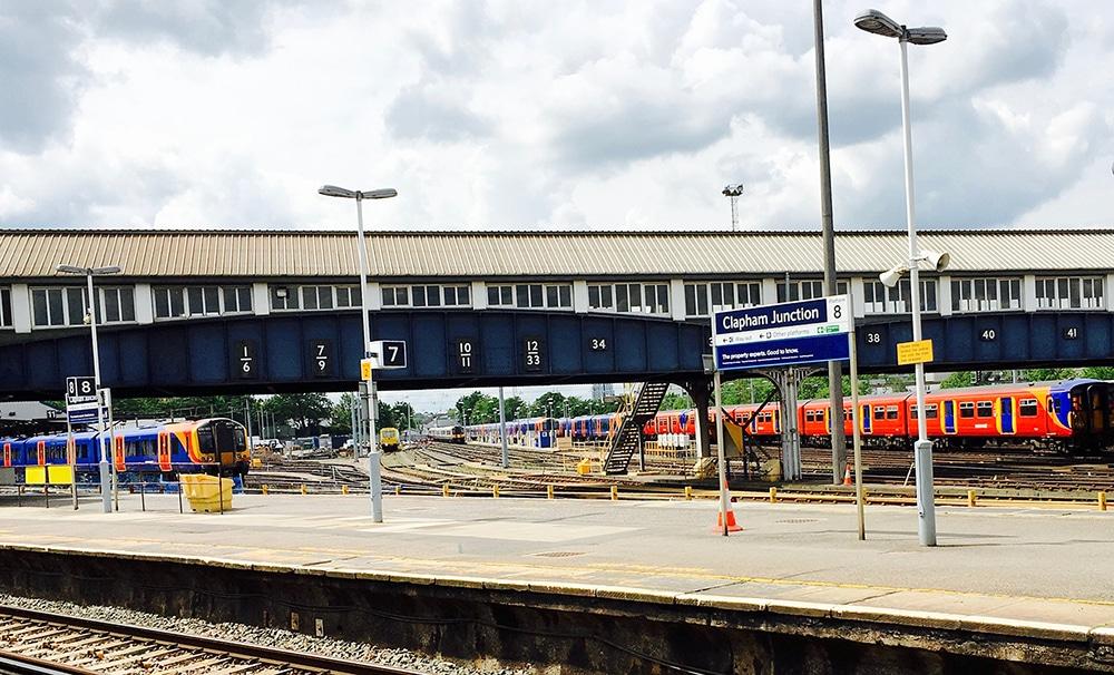Baldwin Boxall Clapham Junction Station Baldwin Boxall