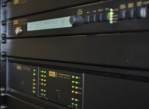 VIGIL EVAS voice alarm system control WEB