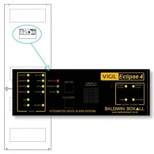 VIGIL Eclipse4 voice alarm public address system