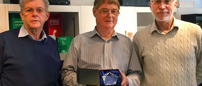Baldwin Boxall's David Boxall, Director awarded Innovation Award