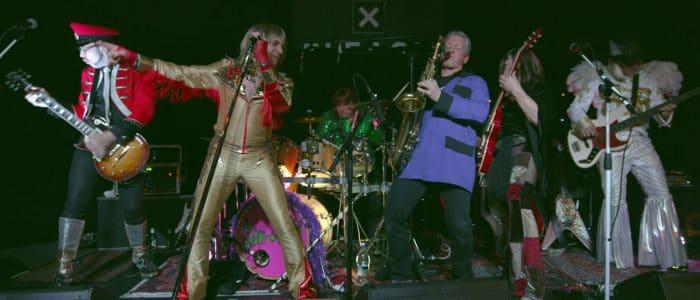 Baldwin Boxall Glamorama perform at Crowborough Social Club